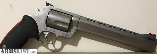 ARMSLIST - For Sale/Trade: Taurus Raging Bull 500 S&W Magnum