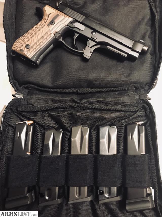 ARMSLIST - For Sale: Beretta 92FS w/ accessories