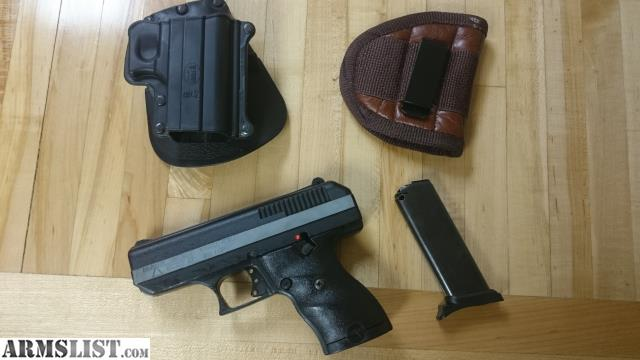 ARMSLIST - For Sale: Hi Point CF380 pistol w/ holsters