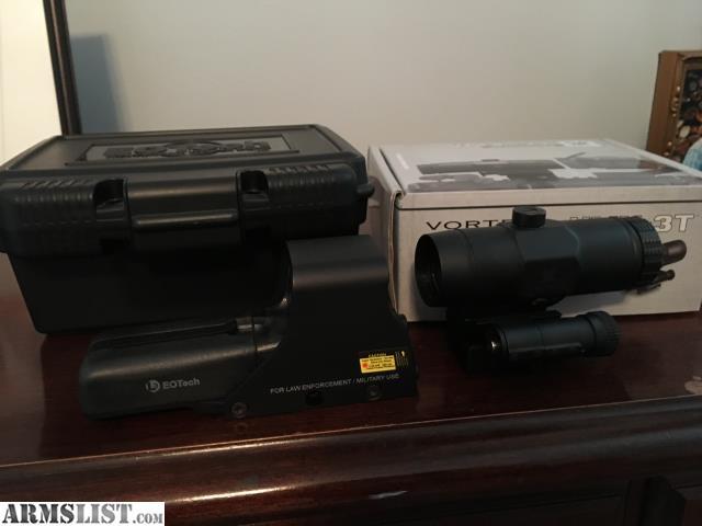 armslist for sale eotech 512 vortex 3x magnifier