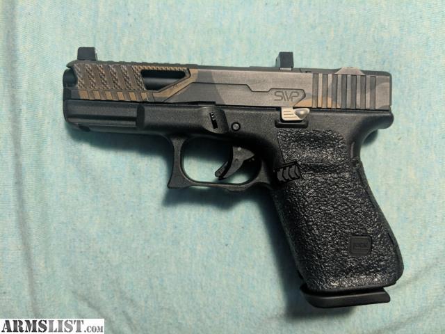 ARMSLIST - For Sale: Custom Gen 5 Glock 19 with suppressor sights