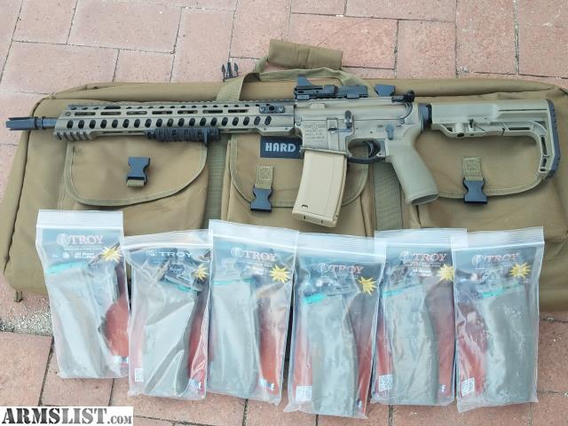 ARMSLIST - For Sale: POF Renegade C-More package