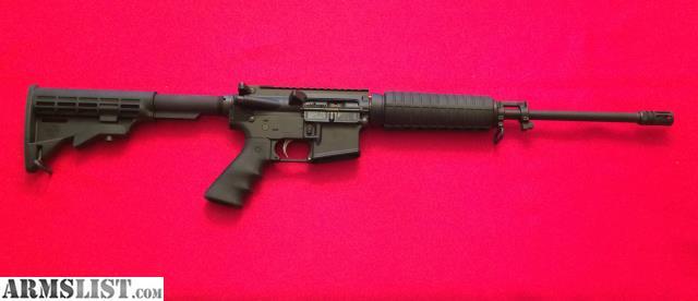 For Sale: Bushmaster QRC AR-15 5.56 NATO Semi