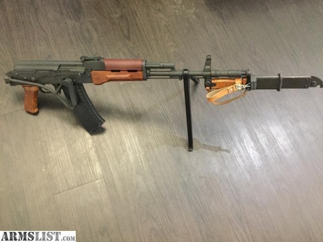 ARMSLIST - For Sale: Polish Tantal wz  88 5 45 AK 74 w/ bayonet