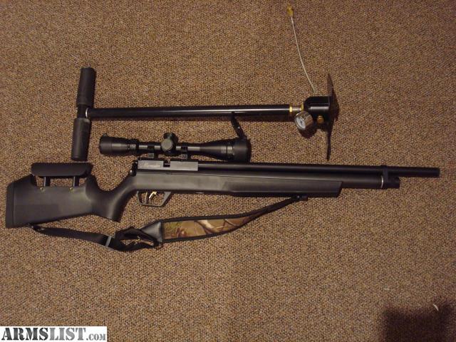 ARMSLIST - For Sale: Benjamin Marauder 22 cal PCP Air Rifle