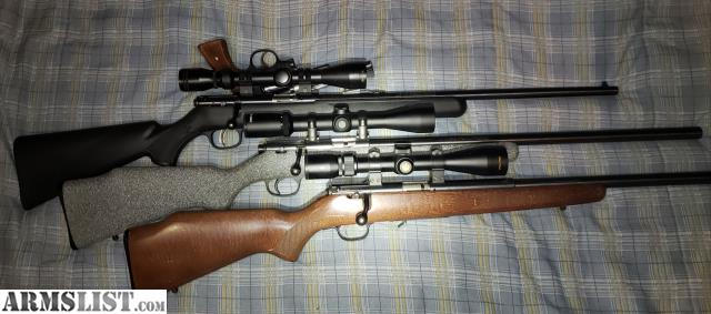 Armslist For Sale 17 Hmr 22 Wmr