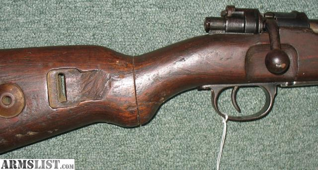 ARMSLIST - For Sale: K98 bcd Mauser 1943