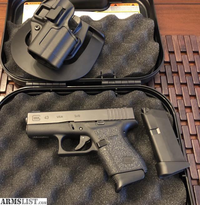 armslist for sale glock 43 talo