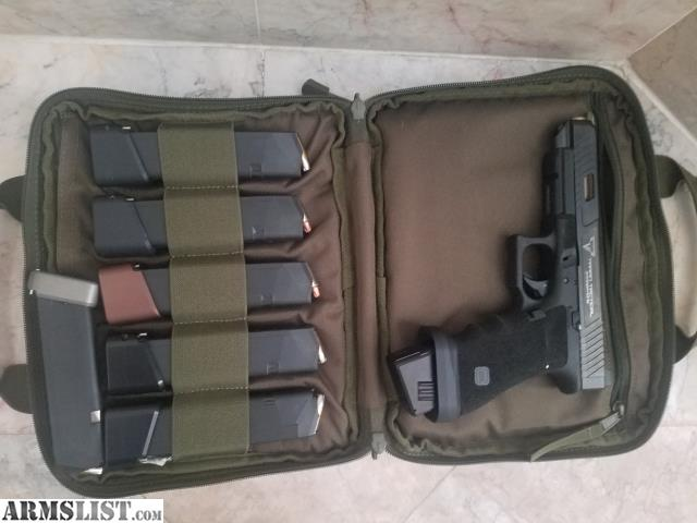 For Sale: Taran Combat Master Glock 34