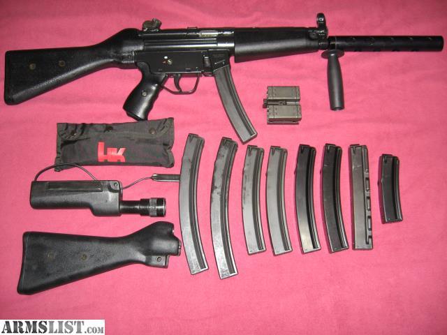 ARMSLIST - For Sale: HK94 w/access