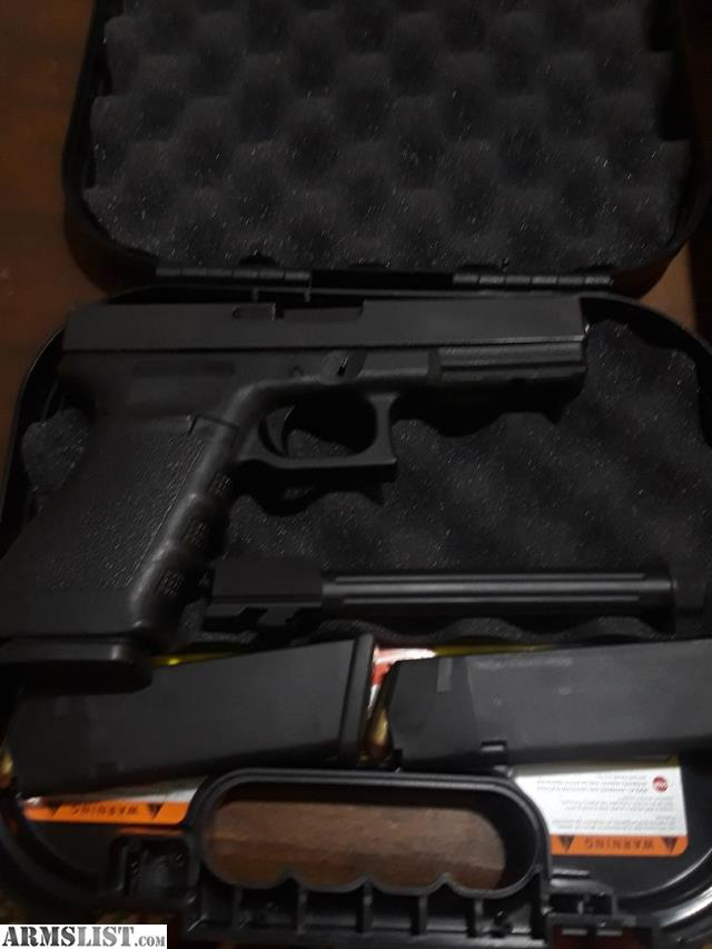ARMSLIST - For Sale: Glock 10mm 2 Barrels 1 standard and a 6