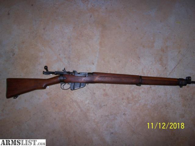 ARMSLIST - For Sale: 1942 Savage Lee Enfield No4Mk1*