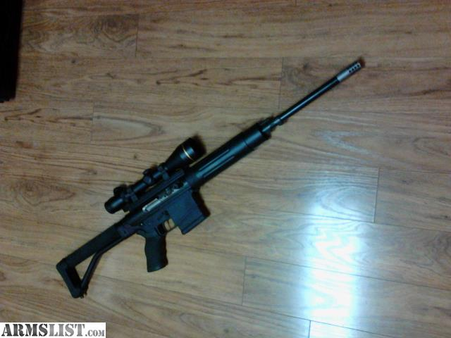 ARMSLIST - For Sale: FULTON ARMORY SIDE CHARGE 308 A R