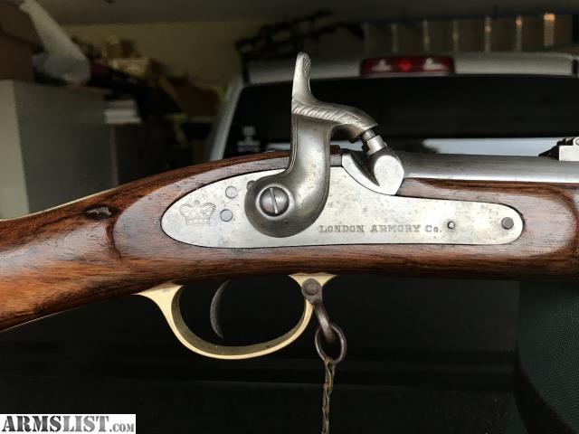 ARMSLIST - For Sale: Enfield Rifle Musket for sale