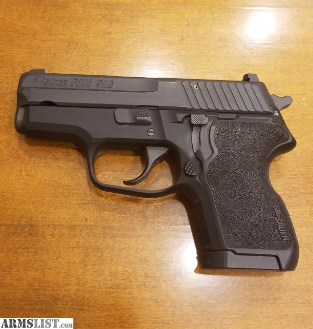 For Sale Trade Sig Sauer P229 9mm Tacpac With: For Sale/Trade: Sig Sauer P229 & P224