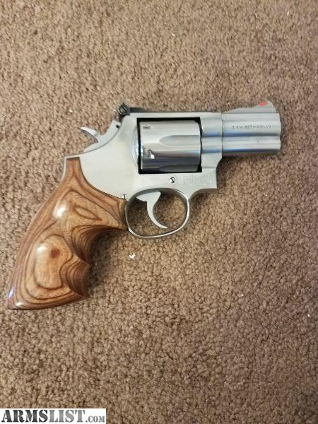 Beautiful SW 686 25 6 Shot 357 38 Trigger Job Performed By Gunsmith So Its Butter Smooth This Is A 1986 That Has Been Safe Queen