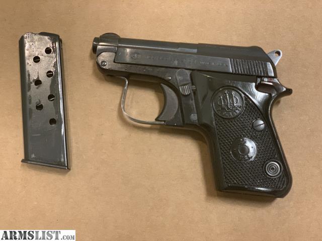 ARMSLIST - For Sale: Beretta 25 ACP