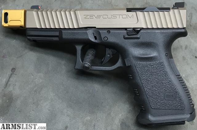 ARMSLIST - For Sale/Trade: Custom Glock 19 gen 3