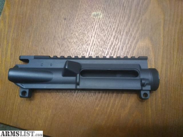 ARMSLIST - For Sale: Colt complete lower & colt stripped upper