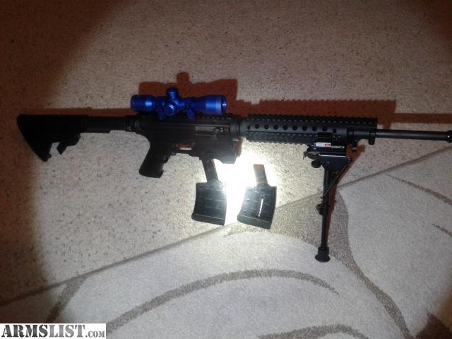 ARMSLIST - For Sale/Trade: AR 22 MOSSBERG
