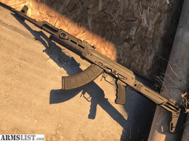 ARMSLIST - For Sale: Like New AK-47 side folder RAS47