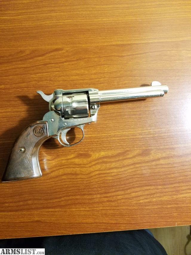 ARMSLIST - For Sale: 22 lr revolver ROHM Model 66 Germany