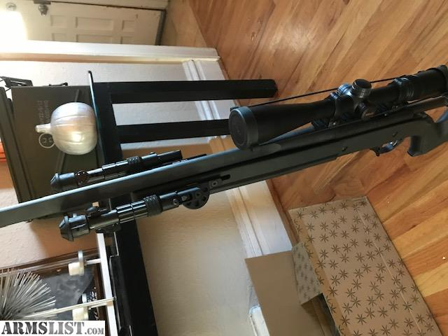 ARMSLIST - For Sale: Magpul Hunter 700 stock w mag well