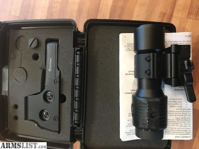 armslist for sale eotech 512 magnifier