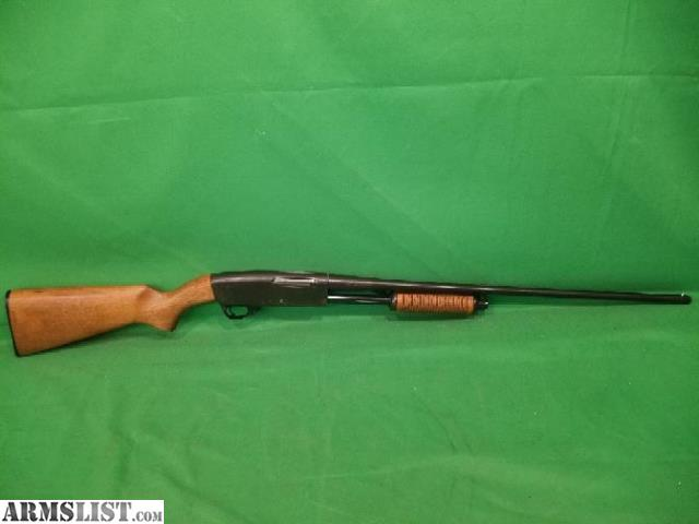ARMSLIST - For Sale: SPRINGFIELD ARMORY MODEL 67F, BLUE
