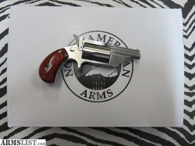 ARMSLIST - For Sale: New North American Arms Ranger II 22 mag