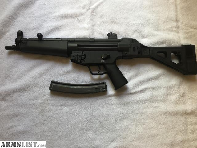 ARMSLIST - For Sale/Trade: MP-5 with ALL HK parts