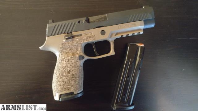 ARMSLIST - For Sale/Trade: Sig Sauer P320 9mm Full Slide