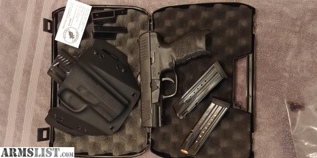 ARMSLIST - For Sale/Trade: $250 OBO Walther 9mm