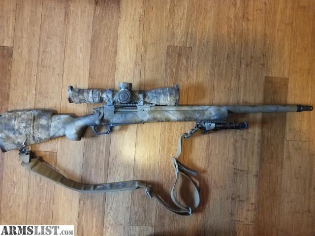 ARMSLIST - For Sale: Remington 700 M24 build