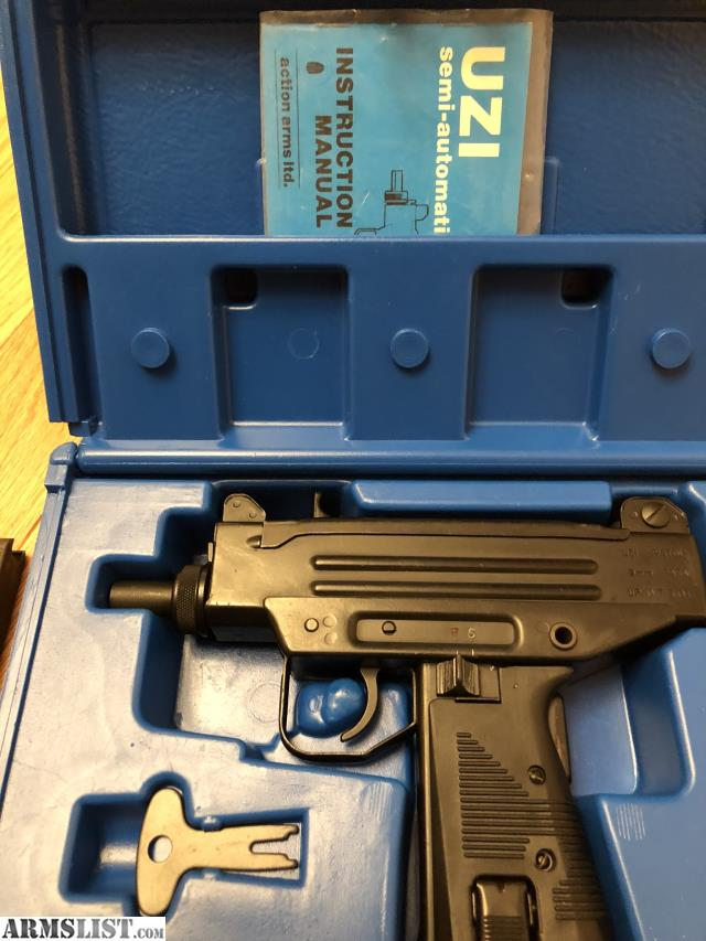 ARMSLIST - For Sale: PreBan IMI Uzi Pistol (Micro UZI) in 9mm