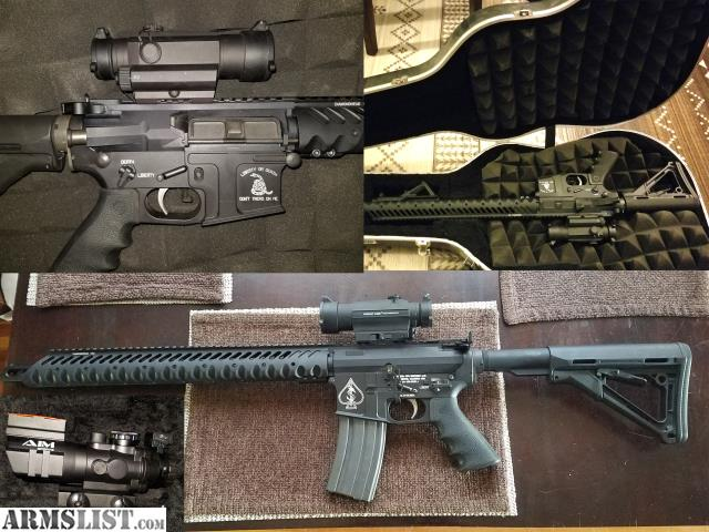 Armslist For Sale Shadow Ops Weaponry Custom Ar 15 223556