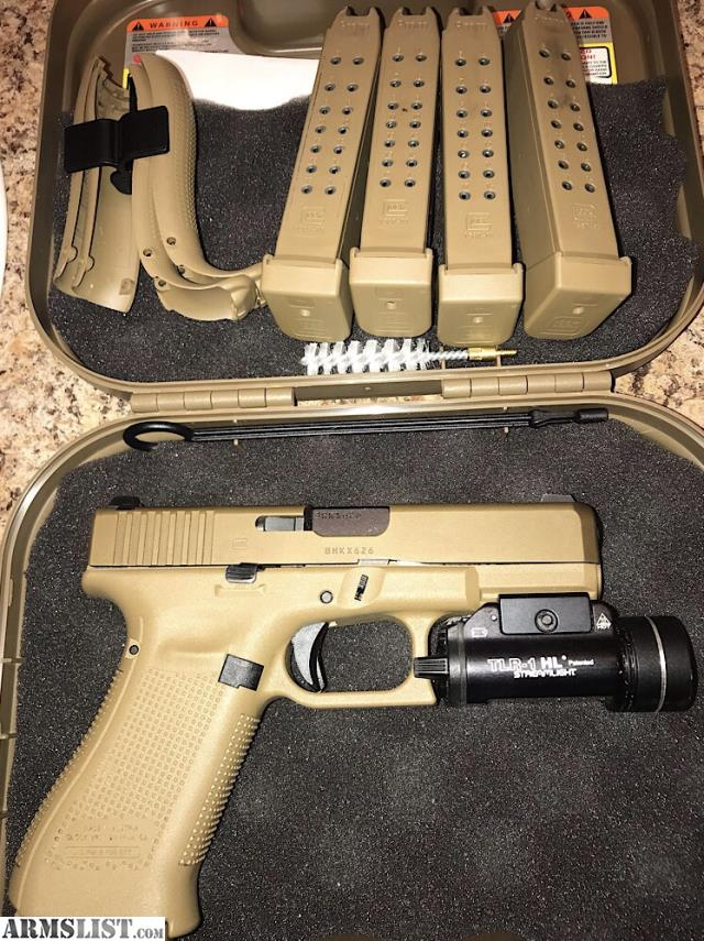 ARMSLIST - For Sale/Trade: Glock 19x Package