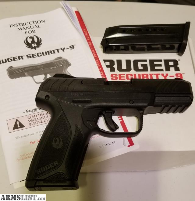 Ruger Security 9 Accessories