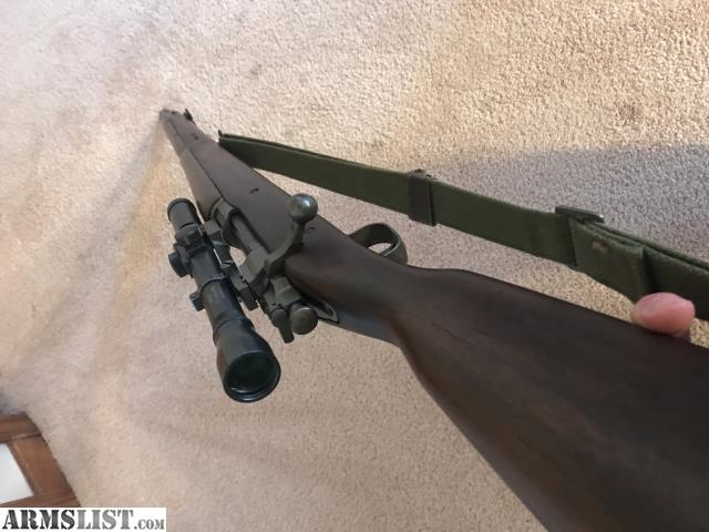 ARMSLIST - For Sale: 1903 Sniper Rifle