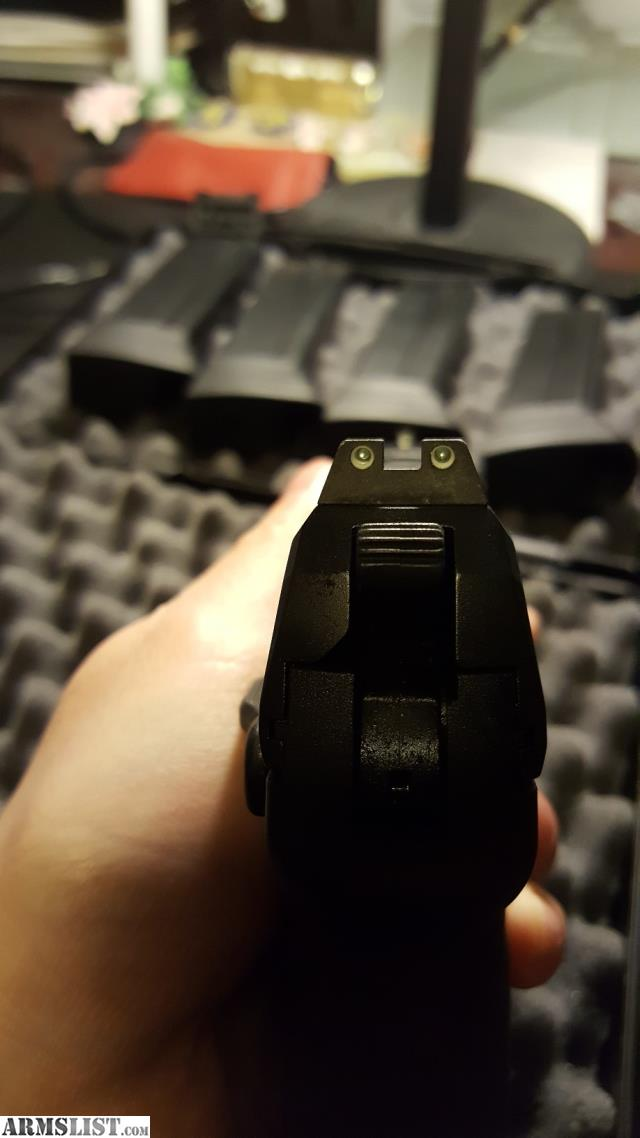 ARMSLIST - For Sale: *SOLD* HK45CT Compact Tactical V3 German Proof