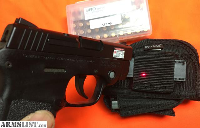 East Fayetteville Auto >> ARMSLIST - For Sale: Smith & Wesson Bodyguard .380 Auto w/Red Laser, 2 magazines, Bulldog ...