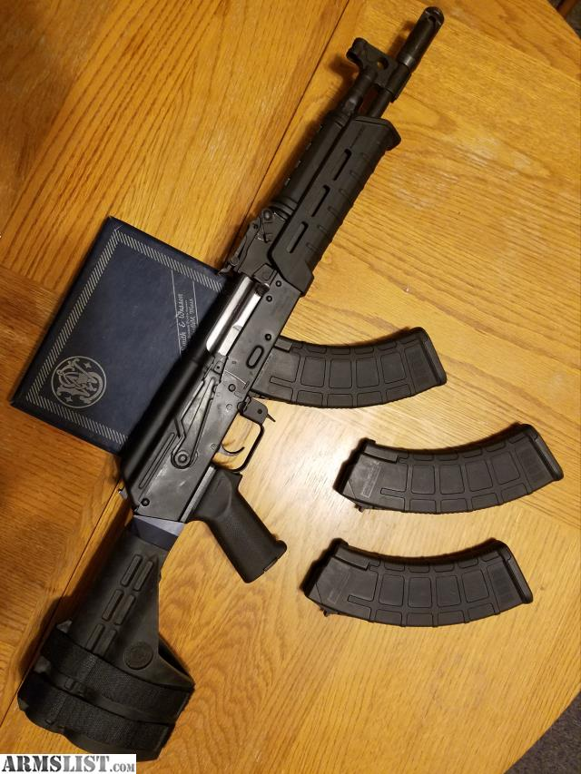 Most Design Ideas Magpul Ak Furniture On An Ak Sbr Pictures
