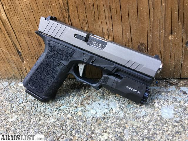 ARMSLIST - For Sale: FS: $750OBO P80 Glock 19 Serialized