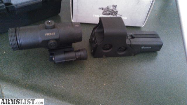armslist for sale eotech 512 vortex magnifier