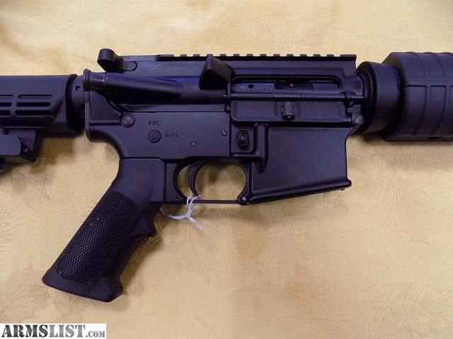 ARMSLIST - For Sale: Olympic Arms Plinker Plus Flat Top 5 ...