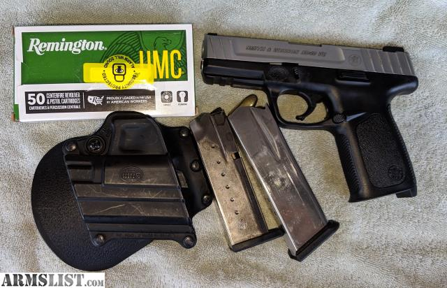 ARMSLIST - For Sale/Trade: Like New Smith and Wesson sd40ve
