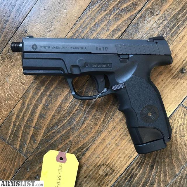 ARMSLIST - For Sale: NEW STEYR M9-A1 9MM THREADED PISTOL
