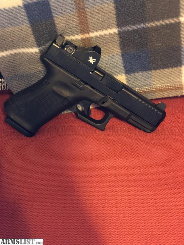 ARMSLIST - For Sale: Glock 19 gen 5 MOS