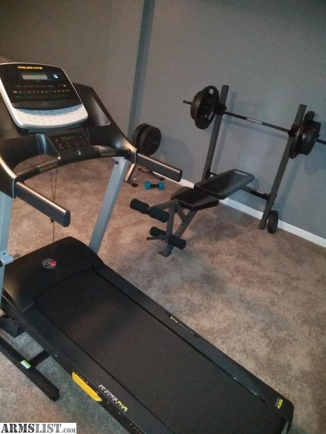 Armslist for sale trade: gym equipment for ar15 or other firearms