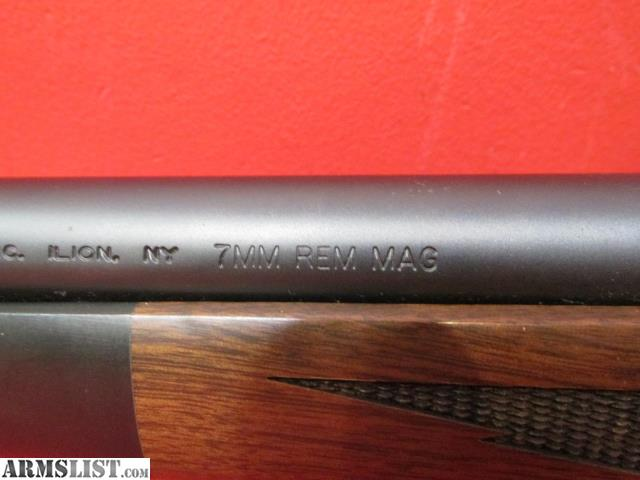 Armslist For Sale Remington 700 Bdl Deluxe Rifle 7mm Mag 24